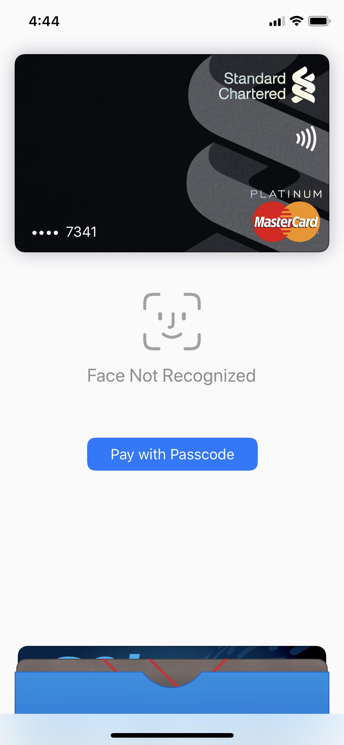 iPhone X Face not recognized - uiuxtrend.com