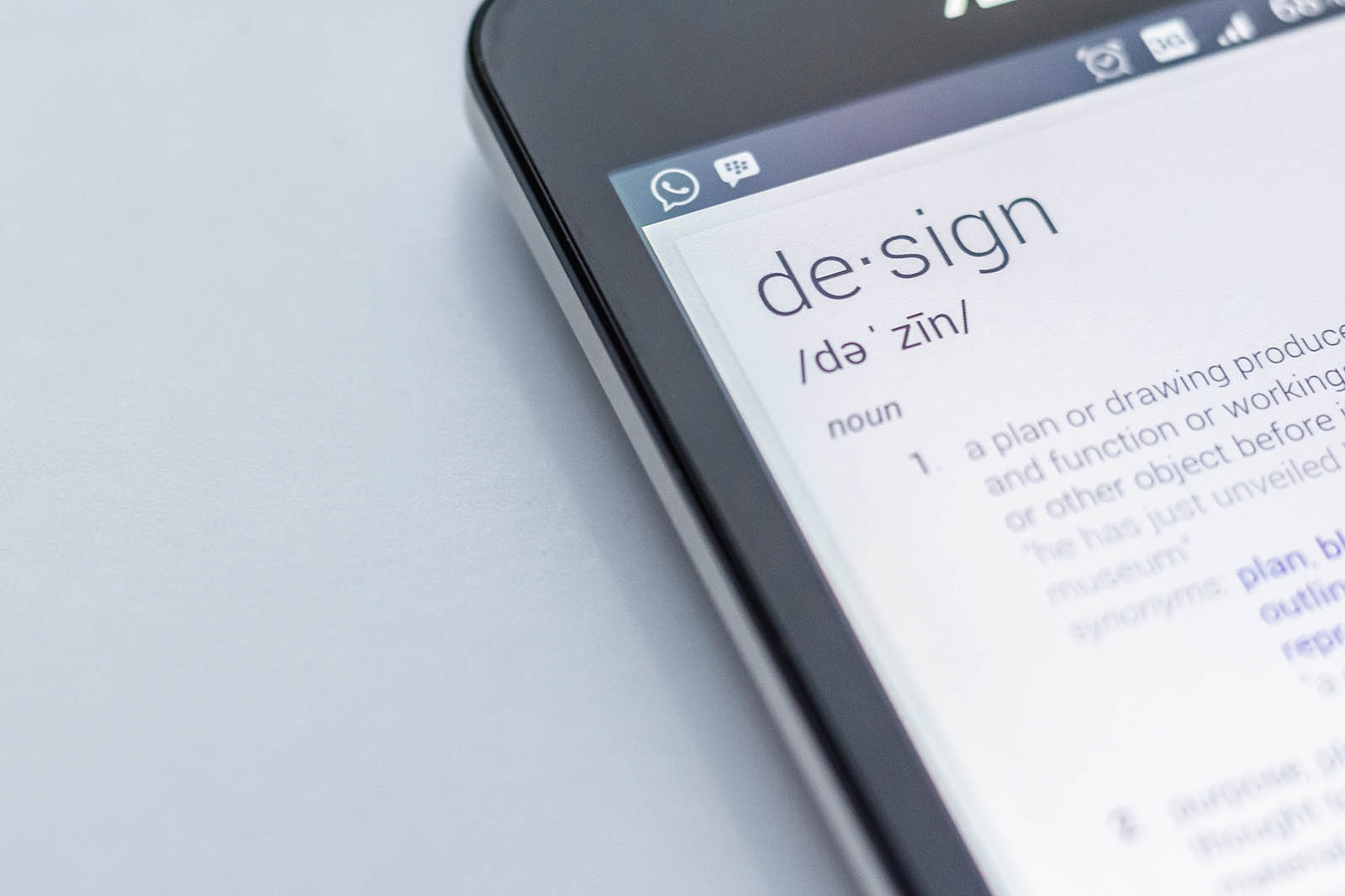 Comparison between UI Design, UX Design and Interface Design