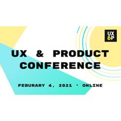 UX Product Conference 2021