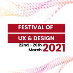 Festival of UX & Design 2021